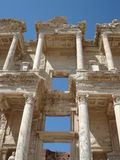 Rovine Antic di Ephesus Immagine Stock Libera da Diritti