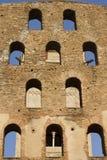 Rovine romane antiche in Susa Fotografie Stock