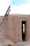 Rovine antiche dell'nativo americano Fotografia Stock Libera da Diritti