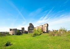 Rovine antiche della fortezza Fotografie Stock Libere da Diritti