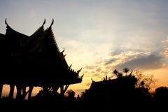 Rovine antiche della Tailandia Immagini Stock Libere da Diritti