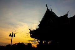 Rovine antiche della Tailandia Fotografie Stock Libere da Diritti