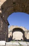 Rovine antiche della Turchia Fotografia Stock Libera da Diritti