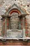 Rovine antiche di Romani Fotografie Stock