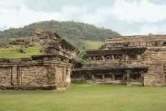 Rovine archeologiche di EL Tajin, Veracruz, Messico fotografia stock libera da diritti