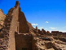 Rovine del canyon di Chaco Immagine Stock Libera da Diritti