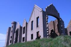 Rovine del castello Immagine Stock Libera da Diritti