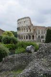 Rovine del Colosseum Fotografie Stock