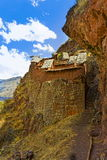Rovine del Inca Immagine Stock Libera da Diritti