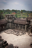 Rovine del tempiale, Angkor, Cambogia Fotografie Stock