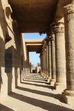 Rovine del tempio di Philae Immagine Stock Libera da Diritti