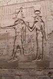 Rovine del tempio di Philae Fotografia Stock