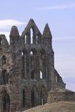 Rovine dell'abbazia Fotografia Stock