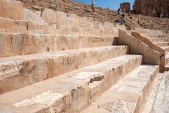 Rovine dell'anfiteatro del Colosseum Immagini Stock