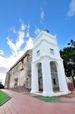 Rovine della chiesa di St Paul Fotografie Stock Libere da Diritti