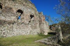 Rovine della fortezza Fotografia Stock Libera da Diritti