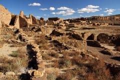 Rovine della sarda del pueblo Immagini Stock
