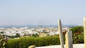 Rovine di Byrsa di Cartagine, Tunisia Immagini Stock