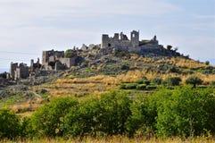 Rovine di Cirella, Cosenza, Calabria Immagini Stock