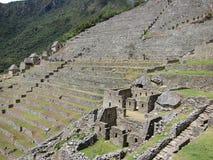 Rovine di Machu Picchu, Perù Immagine Stock