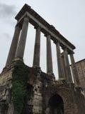 Rovine di Roma Fotografia Stock