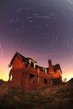 Rovine di Shepards - vecchia casa dell'azienda agricola Fotografia Stock Libera da Diritti