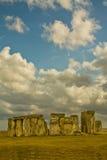 Rovine di Stonehenge Immagini Stock
