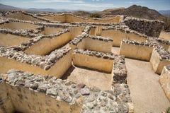 Rovine di Yagul a Oaxaca Messico fotografie stock libere da diritti