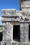 Rovine maya Fotografia Stock Libera da Diritti