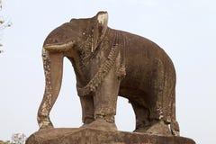 Rovine orientali del tempio di Mebon Fotografia Stock