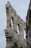 Rovine romane antiche Fotografia Stock Libera da Diritti