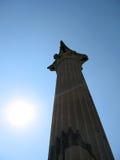 Rovine romane nella tribuna romana Immagini Stock Libere da Diritti