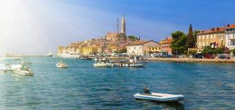 Rovinj Хорватия Стоковое Изображение