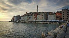 Rovinj Хорватия стоковое фото rf