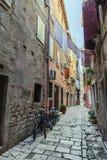 Rovinj, Хорватия Стоковое Изображение