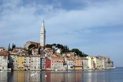 Rovinj. Morning in Rovinj, Istria, Croatia Stock Photos