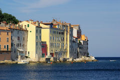 Rovinj stock photo