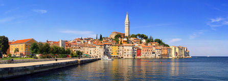 Rovinj Fotos de Stock Royalty Free