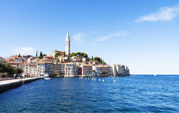 Rovinj stockfotos