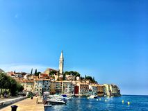 Rovinj photographie stock