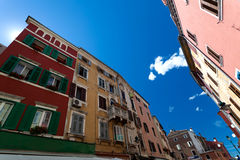 Rovinj Attractions Stock Photography