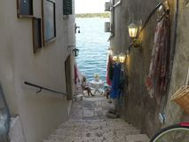 Rovinj, Croatia Immagine Stock Libera da Diritti