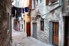 Rovinj, Croatia fotografía de archivo