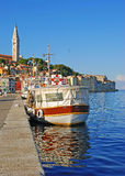 Rovinj in Croatia Royalty Free Stock Photo