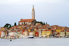Rovinj Croatia Stock Photos
