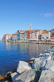 Rovinj in Croatia Stock Photos