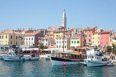 Rovinj, Croatia Stock Photos