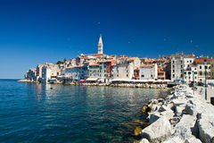 Rovinj, Croatia Stock Images
