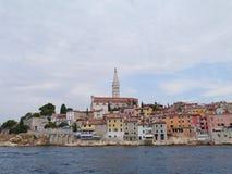 Rovinj in Croatia Royalty Free Stock Photos