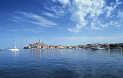 Rovinj, Croatia stock image